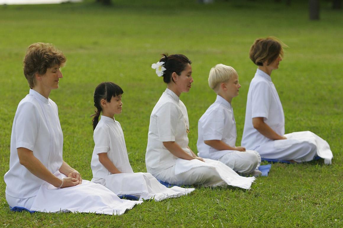 Meditáció Felnőtteknek és Gyermekeknek